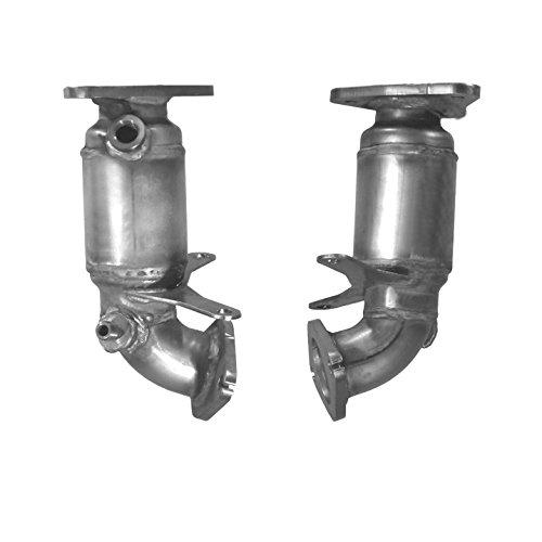 Catalyseur pour A2 1.6 16v (moteur : BAD - 1er catalyseur) - E1577