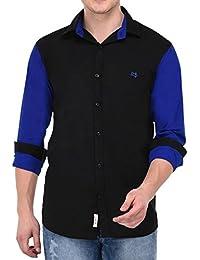 Lafantar Double Color Shirt for Men
