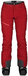 Sweet protection diamond pantalon de ski pour femme XS Rouge - Brun