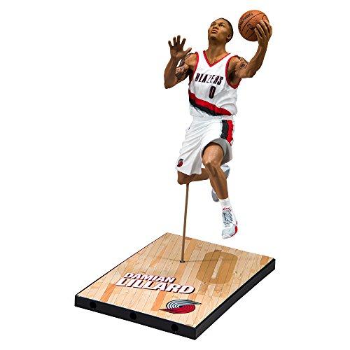 McFarlane NBA Series 30 DAMIAN LILLARD #0 - Portland Trail Blazers Figur