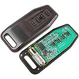 Velleman VM160T télécommande - télécommandes (RF sans fil, Noir, Appuyez sur les boutons)