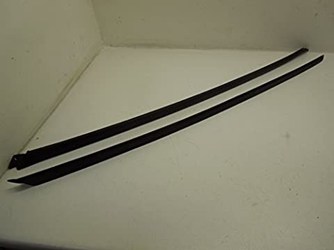 Audi A3 8P Windscreen Water Deflector Side Trims Pair