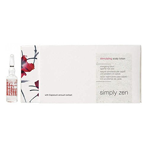 Z.ONE CONCEPT Simply Zen Stimulating Scalp Lotion 8x6ml
