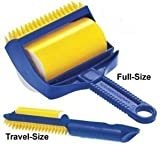 #9: Washable & Reusable Sticky Buddy Lint Cleaning Roller Brush