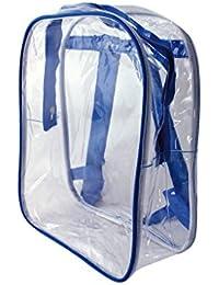 Preisvergleich für GIFT WORLD , Kinderrucksack Trasparente/Blu