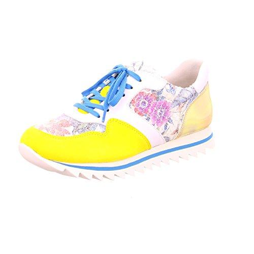 Gabor 4330145, Sneaker donna Multicolore (kombi)