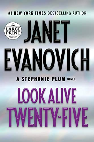 Look Alive Twenty-Five: A Stephanie Plum Novel -