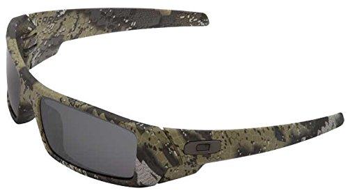 Oakley SI Gascan Plastic Frame Grey Lens Sunglasses OO9014