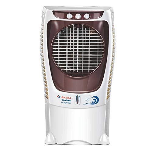 Bajaj DC2015 Icon 43 Ltrs Room Air Cooler (White) - For Large Room