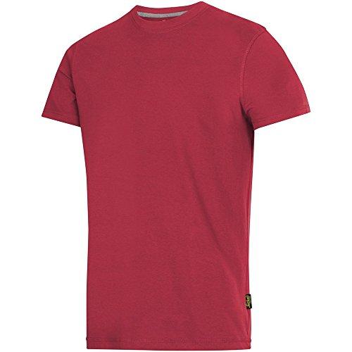 Snickers T-Shirt navy Größe: L chili