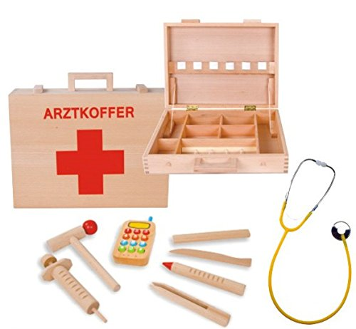 481-70 - Arztkoffer - Komplettset