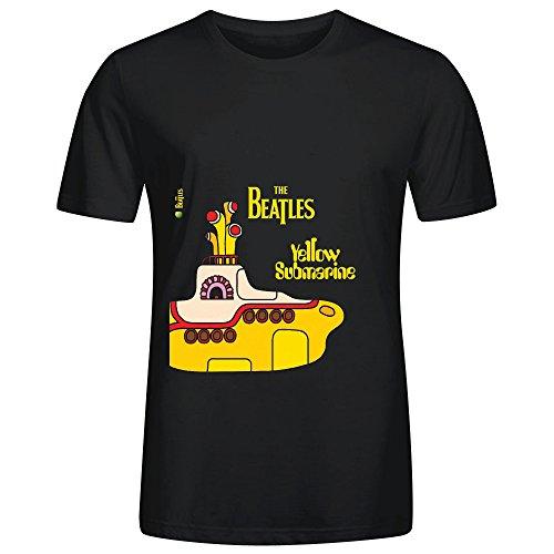 the-beatles-yellow-submarine-funk-album-cover-herren-crew-neck-art-shirts-xxx-large