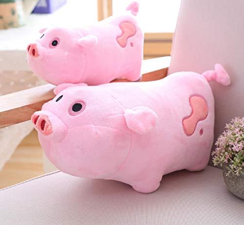 Koojawind PlüSch GefüLlt Weiches Kissen Puppe Cartoon Niedlichen Schwein Stofftier, FüR Kinder Und Kleinkinder Geschenk