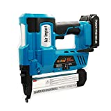 Best Nail Guns - 215055 KATSU Industrial Cordless Nail Gun Stapler Nailer Review