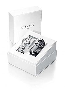 Reloj Viceroy Niña Comunión 40880-05 Acero + Cámara de regalo de Viceroy