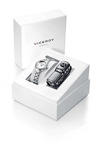 Reloj Viceroy Niña Comunión 40880-05 Acero + Cámara de regalo