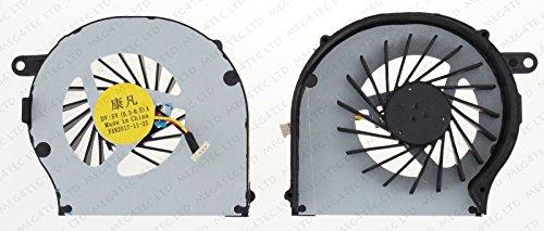 Original-CPU-Lüfter HP G62 COMPAQ CQ62, aus Metall, KSB0505HA-A 606013-001 612354-001 B3 - Hp Laptop Lüfter Ersatz