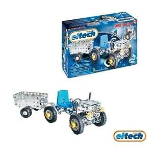 Eitech meccano jeu de construction mécanique Enfant 8 + Véhicule Tracteur - 100080