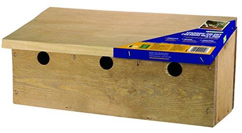 Sparrow Colony Premium Nest Box FSC 1