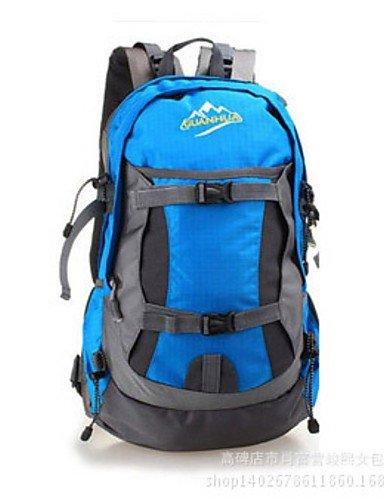 HWB/ n/a L Rucksack Legere Sport / Reisen / Laufen Draußen / Leistung Wasserdicht / Multifunktions andere Nylon N/A Dark Blue