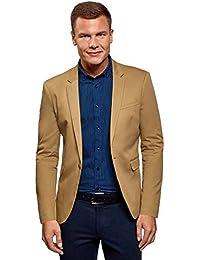 634cda100de Amazon.co.uk  Beige - Blazers   Suits   Blazers  Clothing