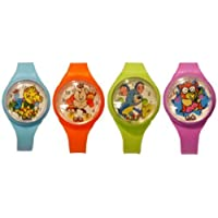 12 x Ball Maze Puzzle Watches Birthday Party Loot Bag Toys Fillers