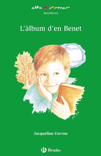 L'album D'en Benet (Altamar) por Jacqueline Cervon