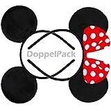 Die besten in den Ohren - Hatstar Doppelpack mit Maus Haarreifen | Maus Ohren Bewertungen