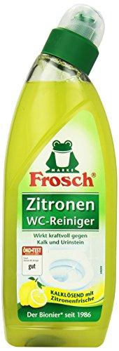 Frosch Zitronen WC Reiniger, 750 ml Test