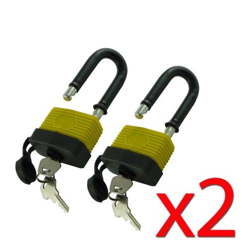 mavs-store-lot-de-2-cadenas-hydrofuges-2er-packung