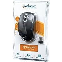 Mouse Ottico Wireless con Micro Ricevitore