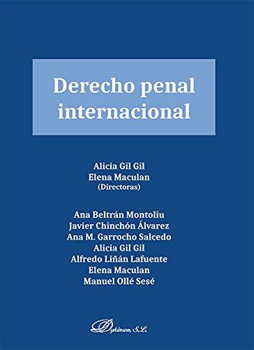 Derecho Penal Internacional por Alicia Gil Gil
