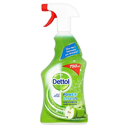 dettol-power-fresh-anti-bacterial-multi-purpose-cleaner-refreshing-green-apple-500ml-case-of-6