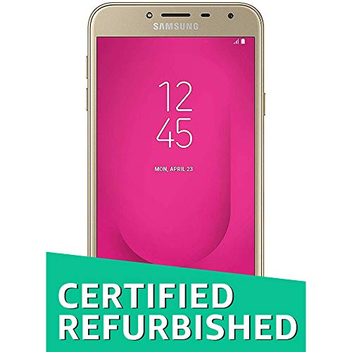 (CERTIFIED REFURBISHED) Samsung Galaxy J4 (Gold, 16GB) Without Offer