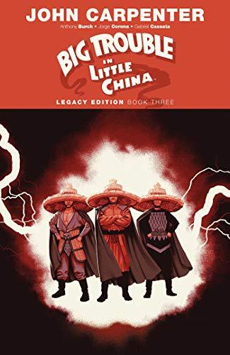 Preisvergleich Produktbild Big Trouble in Little China Legacy Edition 3