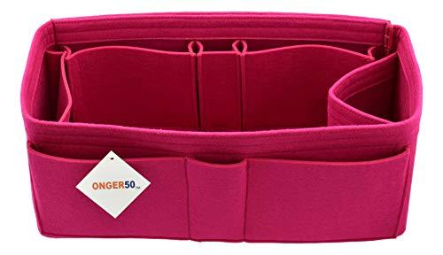 ONGER50 Filztasche/Handtasche/Organizer für mehrere Taschen X-Large Fuchsia-XL - X-large-tasche