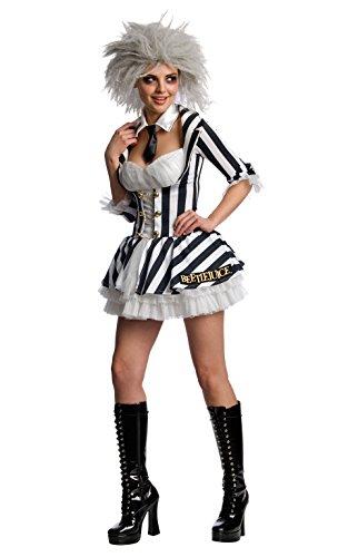 Fräulein Beetlejuice - Secret Wishes - Adult Kostüm
