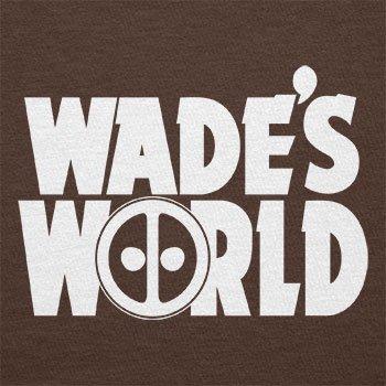 TEXLAB - Wade´s World - Herren T-Shirt Braun