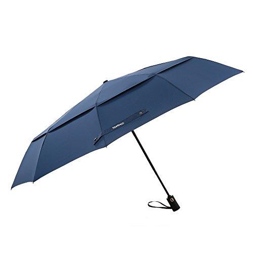 TOMSHOO Parapluie Pliable Automatique Parapluie Pliant...