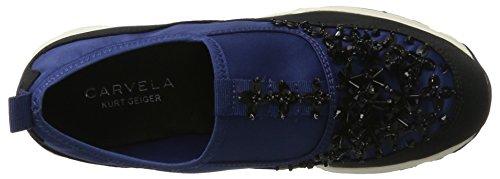 Carvela Lola NP, Sneaker Basse Donna Blau (Blue)