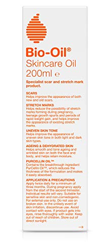 Bio-Oil Specialist Skincare Oil, 200 ml (Packaging may vary)