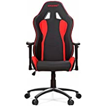 AK Racing Nitro - Silla para Gaming, Color Rojo