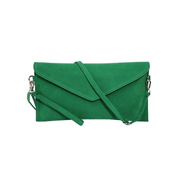 41UGbLA4lML. SS600  - jieway - bolso de mano para mujer, de ante sintético, con correa en bandolera