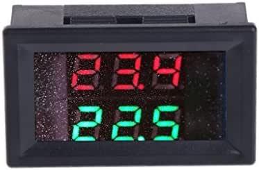 Kimyu Haute qualit/é Sonde imperm/éable /à leau en m/étal imperm/éable de Digital de thermom/ètre de NTC de CC 4-28V pr/écision