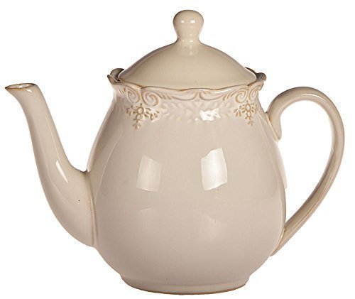 Service AMELIA Geschirrset Kaffeeservice Tafelservice Porzellan Geschirr (Teekanne)