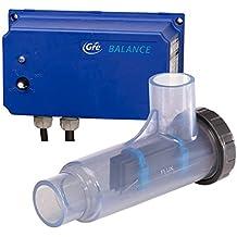 GRE ESB55 - Clorador Salino para Piscinas de hasta 55 m3 , 8 gramos/hora