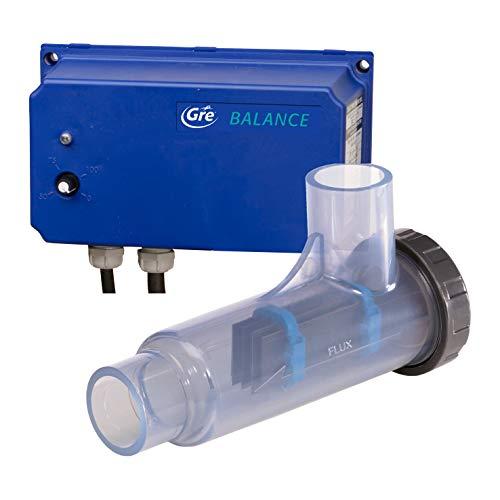 GRE ESB55 - Électrolyseur au sel pour piscines jusqu'à 55 m3, 8 grammes /heure