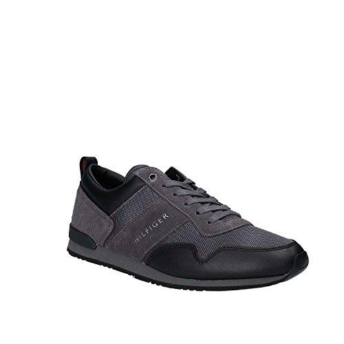 Tommy Hilfiger FM0FM01124 Sneakers Man Marron