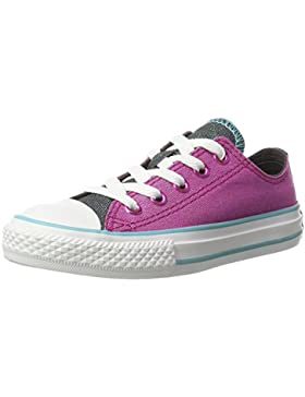 Converse Unisex-Kinder All Star Double Tongue Sneaker