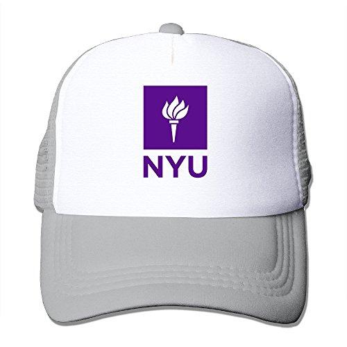 Fitty area New York University NYU Geek Cap Hat One Size RoyalBlue - University Hat New York